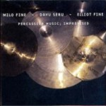 """Percussion Music; Improvised"""