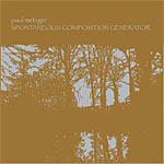 """""""Concerning 'The Other Condition'/Spontaneous Composition Generator"""""""